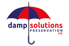 Damp Solutions Preservation Logo